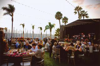 Wedding at Humphrey's By The Bay